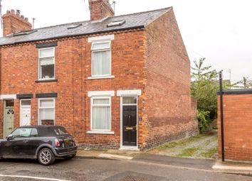 Thumbnail 3 bed end terrace house for sale in Kensington Street, York