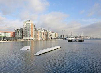 Thumbnail 2 bed flat for sale in Capital East Apartments, 21 Western Gateway, Docklands