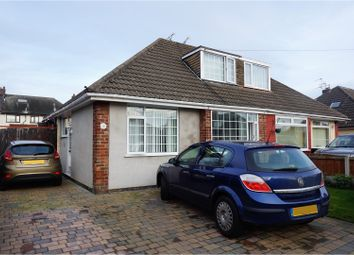 Thumbnail 3 bed semi-detached bungalow for sale in Heathview Close, Widnes