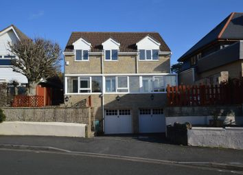 Thumbnail 4 bed detached house for sale in Burnham Drive, Bleadon Hill, Weston-Super-Mare