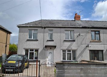 Thumbnail 3 bed semi-detached house to rent in Sannan Street, Aberbargoed, Bargoed