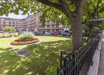 Thumbnail 3 bed flat for sale in Barons Keep, Gliddon Road, London