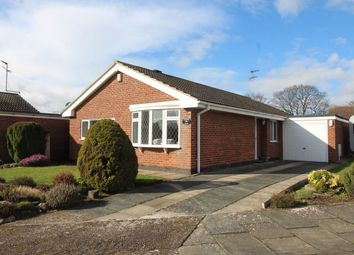 Thumbnail 3 bed bungalow for sale in Tatenhill Gardens, Bessacarr, Doncaster