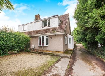 Thumbnail 2 bed semi-detached house for sale in North Road, Yate, Bristol