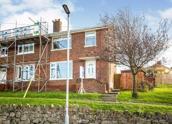 Thumbnail 3 bed end terrace house for sale in Abbots Walk, Holywell, Flintshire, North Wales