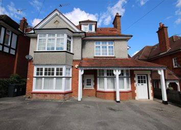 Thumbnail 2 bed flat to rent in Rosemount Road, Westbourne, Bournemouth
