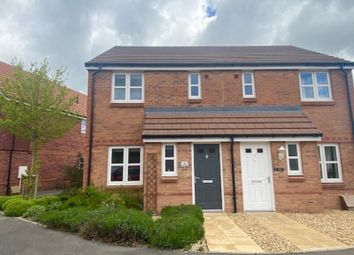 Thumbnail 2 bed semi-detached house to rent in Stalls Crescent, Andover