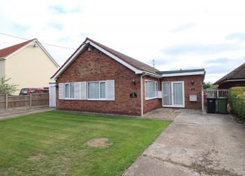 Thumbnail 3 bedroom detached bungalow for sale in Campsey Road, Southery, Downham Market