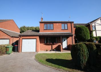 Thumbnail 4 bed detached house for sale in River Drive, Atherstone
