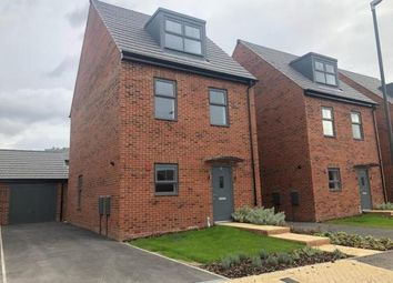 Thumbnail 4 bed detached house for sale in High Street, Linton, Swadlincote, Derbyshire