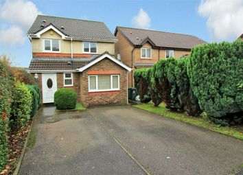 Thumbnail 3 bedroom detached house for sale in Clos Alyn, Pontprennau, Cardiff