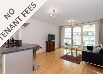 Thumbnail 1 bed flat to rent in Oyster Wharf, Lombard Road