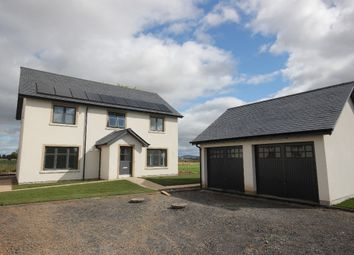 Thumbnail 4 bedroom detached house for sale in Bankfoot, Perth