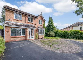 Thumbnail 4 bed detached house for sale in Stephens Road, Sutton Coldfield