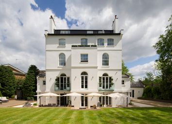 Thumbnail 8 bed detached house to rent in St. Johns Wood Park, London