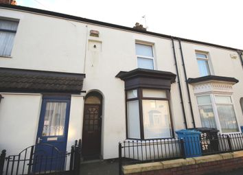 Thumbnail 2 bed terraced house to rent in Gordon Street, Hull