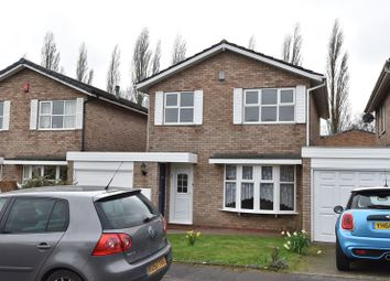 Thumbnail 3 bed link-detached house for sale in Leander Gardens, Kings Heath, Birmingham