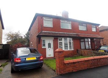 Thumbnail 3 bed semi-detached house for sale in Hunt Street, Atherton, Manchester