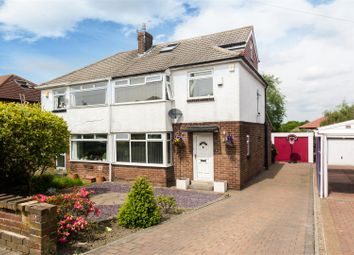 Thumbnail 4 bed semi-detached house for sale in Carr Hill Road, Calverley, Pudsey