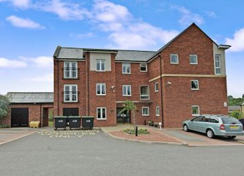Thumbnail 1 bedroom flat for sale in Cestrian Court, Chester Le Street