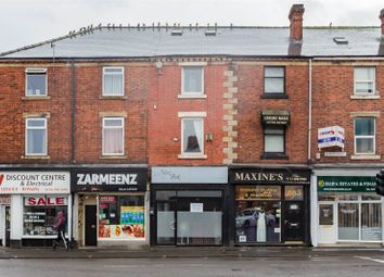 Thumbnail 2 bed flat for sale in Queens Road, Sheffield, South Yorkshire