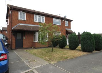 Thumbnail 3 bed semi-detached house to rent in Cannock Road, Corby