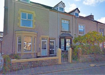 Thumbnail 4 bed terraced house for sale in Kingsland Road, Millom, Cumbria