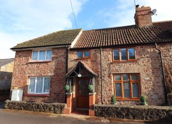 Thumbnail 2 bed terraced house for sale in Abbey Road, Washford, Watchet