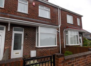 Thumbnail 3 bed terraced house for sale in Welbeck Place, Grimsby