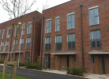 Thumbnail 1 bedroom town house to rent in Renard Way, Cambridge CB2, Trumpington