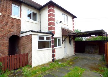 Thumbnail 3 bed semi-detached house for sale in Dickens Square, Derby