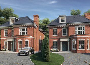Thumbnail 5 bedroom detached house for sale in The Fairway, Weybridge