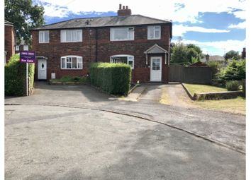 Thumbnail 3 bed semi-detached house for sale in Chadwick Terrace, Macclesfield