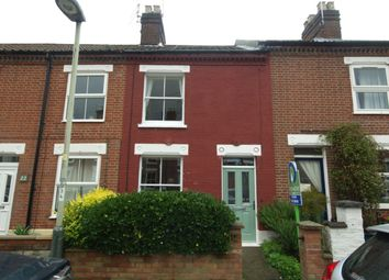 Thumbnail 3 bed terraced house for sale in Bond Street, West City, Norwich
