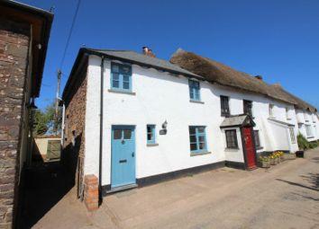 Thumbnail 3 bed cottage for sale in Puddington, Tiverton, Devon