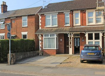Thumbnail 3 bed end terrace house for sale in Winchester Road, Romsey