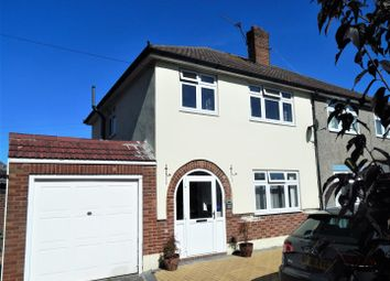 Thumbnail 3 bed semi-detached house to rent in Hurst Road, Bexley