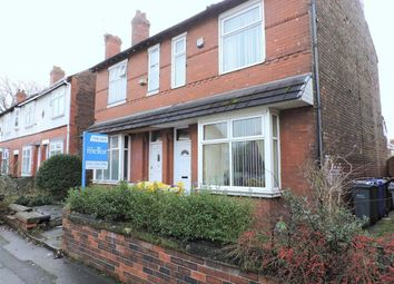 Thumbnail 3 bed end terrace house for sale in Dorset Road, Levenshulme, Manchester