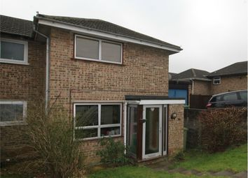 Thumbnail 2 bed end terrace house for sale in Bushy Close, Bletchley, Milton Keynes, Buckinghamshire
