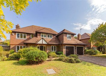 Erica Drive, Wokingham, Berkshire RG40. 5 bed detached house