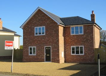 Thumbnail 4 bed detached house for sale in The Heath, Tattingstone, Ipswich