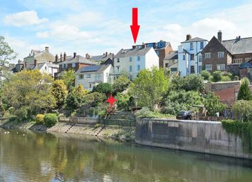 Thumbnail 2 bed terraced house for sale in Rices Buildings, Tiverton