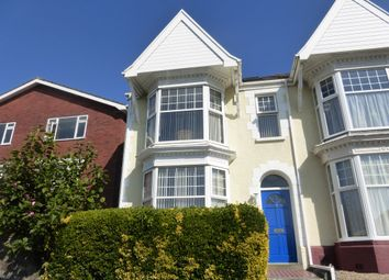 Thumbnail 5 bed end terrace house for sale in Beechwood Road, Uplands, Swansea