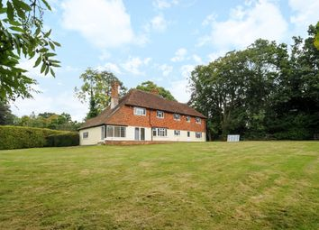 Thumbnail 5 bed detached house to rent in Little Barrow, Barrow Lane, Langton Green, Tunbridge Wells, Kent
