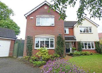 Thumbnail 6 bed detached house for sale in Risbridge Drive, Kedington