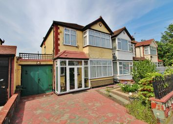 Thumbnail 3 bed semi-detached house for sale in Hook Rise North, Surbiton, Surrey