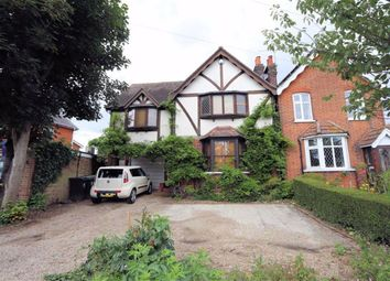 Thumbnail 4 bed detached house for sale in Marconi Bungalows, High Road, North Weald, Epping
