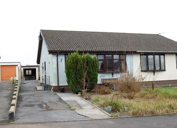 Thumbnail 2 bed semi-detached bungalow for sale in Ffordd Dafydd, Penygroes, Llanelli