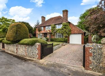 Thumbnail 5 bed detached house for sale in Church Road, Yapton