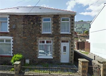 Thumbnail 3 bed semi-detached house for sale in Dunraven Place, Ogmore Vale, Bridgend, Mid Glamorgan